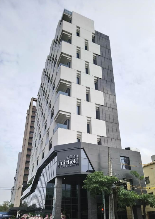 全台首家台中万枫酒店今日正式开幕