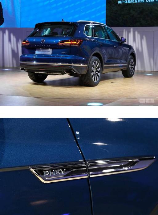 大众全新途锐PHEV车型在国内正式亮相 搭载2.0T PHEV动力系统