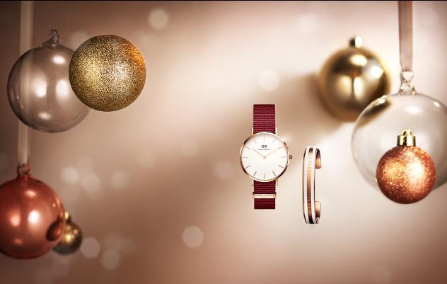丹尼尔·惠灵顿DW (Daniel Wellington) 圣诞限量款腕表