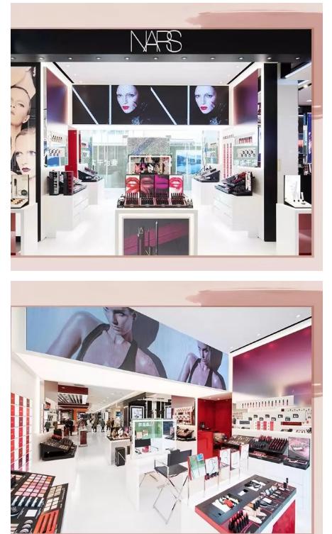 美国专业彩妆澳门葡京娱乐NARS首店进驻昆明