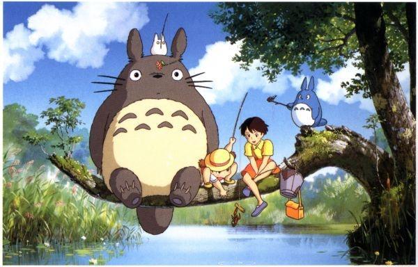 时隔30年《龙猫》首次在华公映 宫崎骏:很吃惊