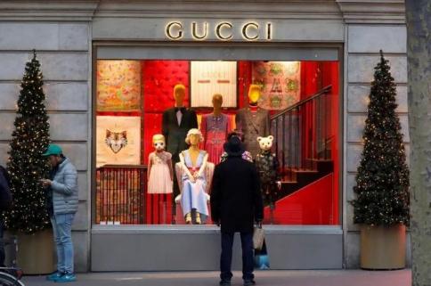 2018年度英国时尚大赏名单公布 Gucci获年度澳门葡京娱乐奖