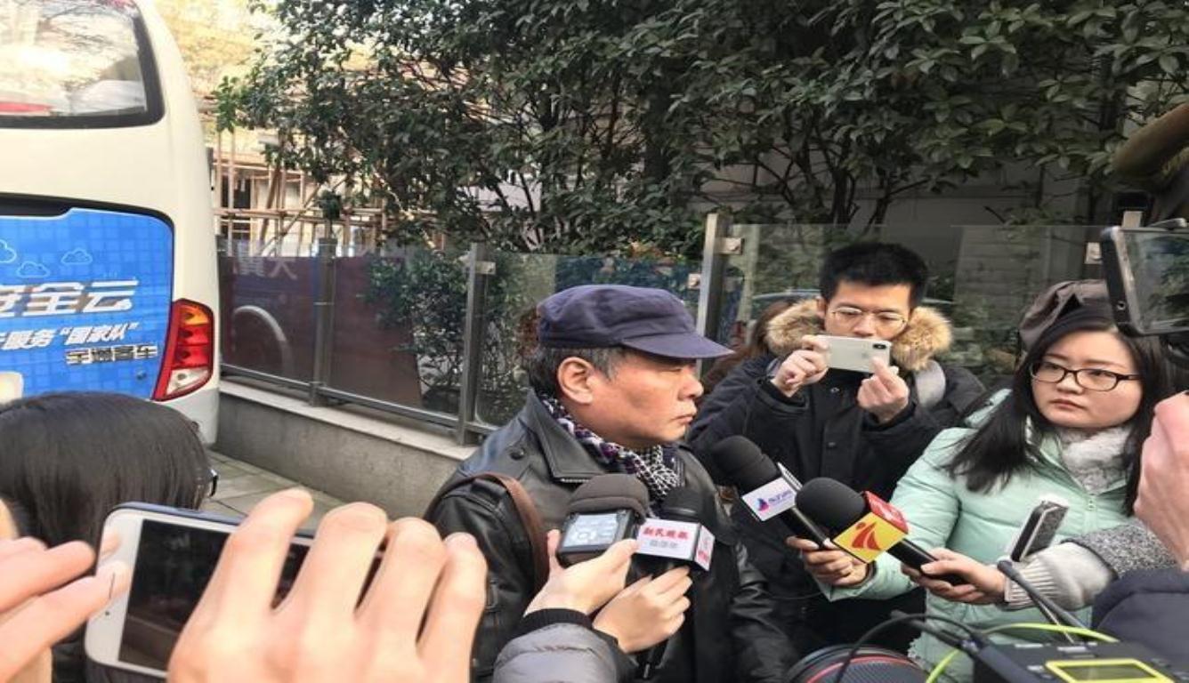 上海杀妻藏尸案二审 杨家父母作为证人不能进入庭审现场