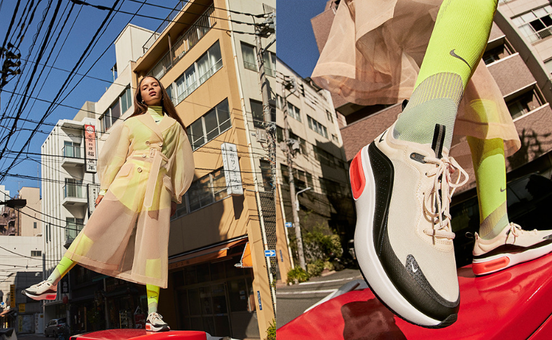 耐克 (Nike) 推出新品Nike Air Max Dia女子鞋款