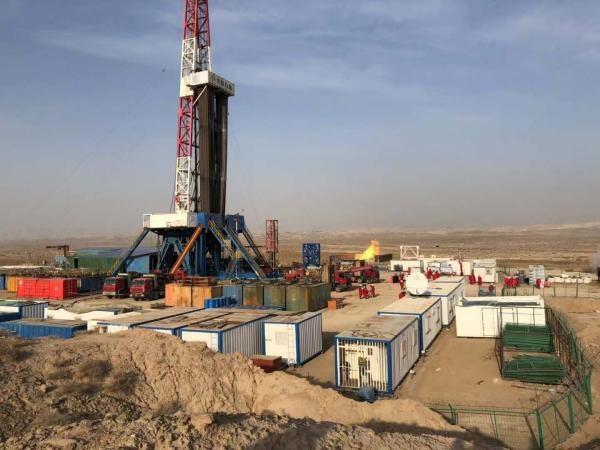 塔里木油田获突破 现1千亿方级凝析气藏(图)