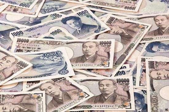 日元明年料将走强!未来12个月或升至105