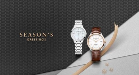 名士(Baume&Mercier) 克里顿Baumatic腕表与克莱斯麦镶钻珍珠贝母表盘款:欢庆珍贵时刻