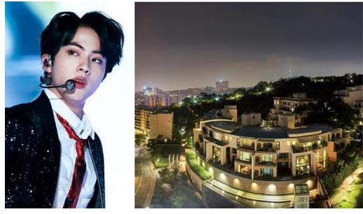 BTS成员购千万豪宅 一次付清房款斥资约1172万人民币