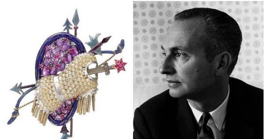 美国将举行最大规模 Jean Schlumberger 珠宝作品展