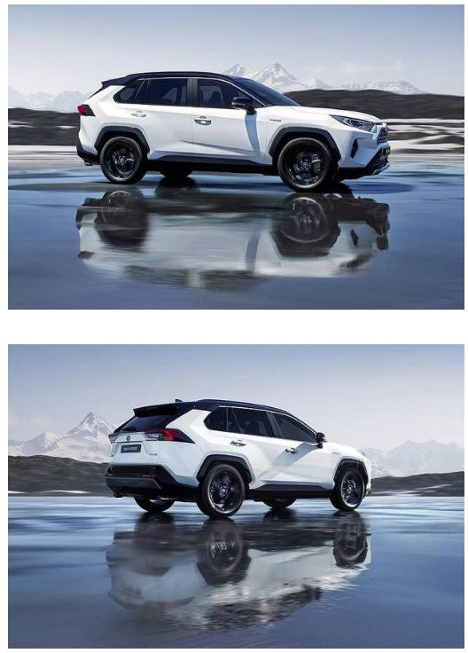 丰田全新RAV4在英国正式发布  搭2.5L混动系统