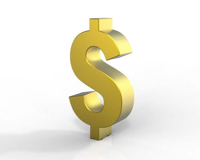 美元美股大跌时期 国际黄金多单交易?