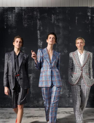 乔治·阿玛尼 (Giorgio Armani) 2019早秋系列女装