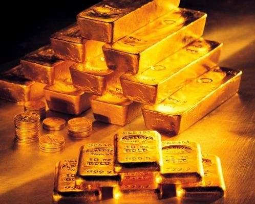 金价因美元和股市下跌而上涨 现货黄金创12月11日以来新高