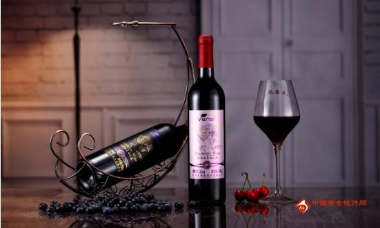 凯缘春蓝莓红酒在第15届马来西亚国际品牌展中亮相