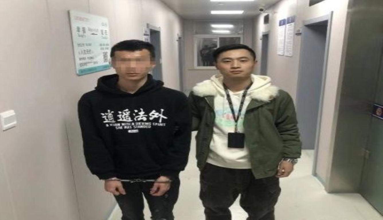 19岁逃犯穿逍遥法外卫衣被捕 这件卫衣怎么了?