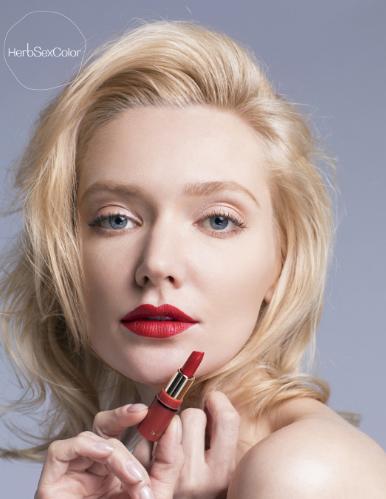 彩妆品牌禾色可HerbSexColor全新上线 绽放彩妆美学色彩!