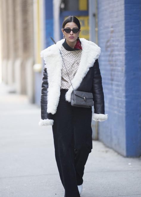 羊羔毛外套可爱好看提仙气 冬天也要做小仙女!