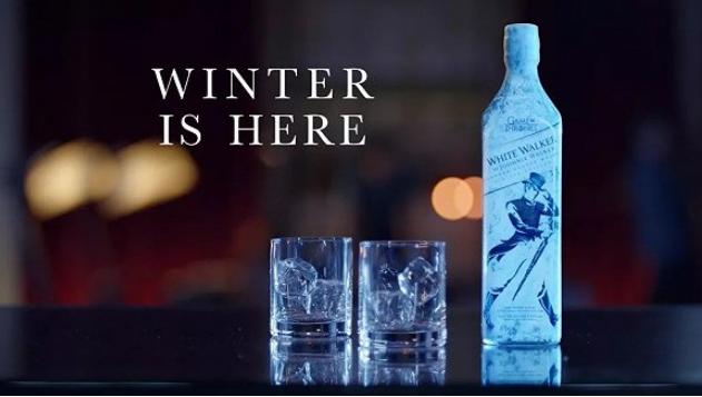Johnnie Walker推出《权力的游戏》特别版威士忌