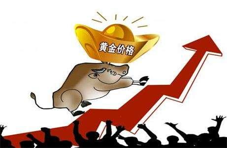 纸黄金多头强势崛起 黄金价格日线走高