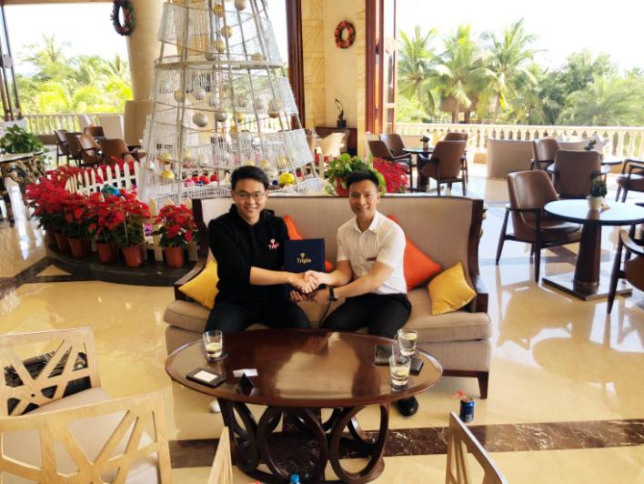 Tripio宣布与三亚湾喜来登度假酒店达成合作 落实区块链旅行应用
