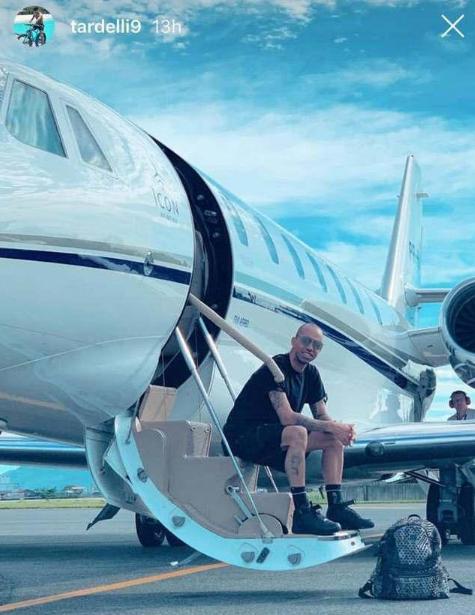 3名巴西外援酷爱私人飞机:高调晒图开飞机出游