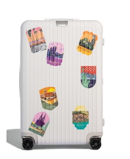 日默瓦 (Rimowa)推出全球首个用聚碳酸酯打造旅行箱系列