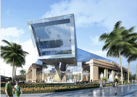 碧桂园集团旗下海口新埠岛诺富特酒店正式开业!