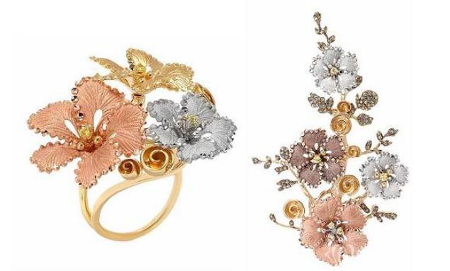 意大利珠宝品牌 Roberto Bravo 推出了「Soul Dance」系列新品