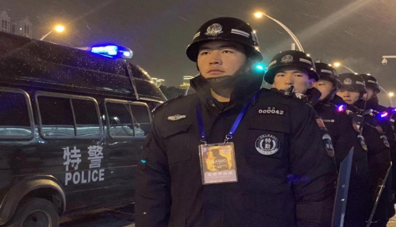 张学友演唱会逃犯又落网 三天时间抓获22名逃犯