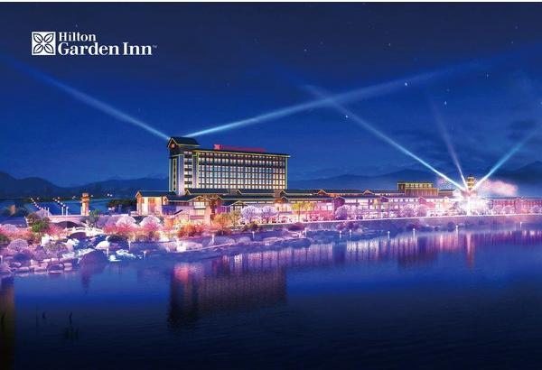 怒江希尔顿花园酒店在云南省正式开业