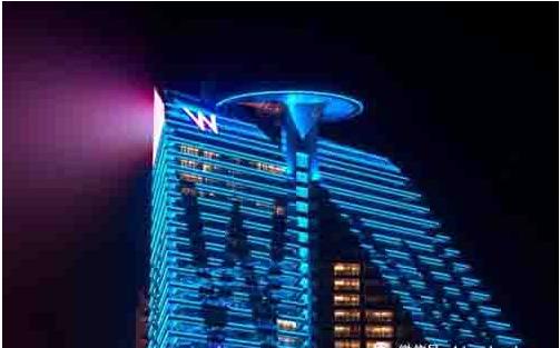 亚洲最大W酒店落地西安
