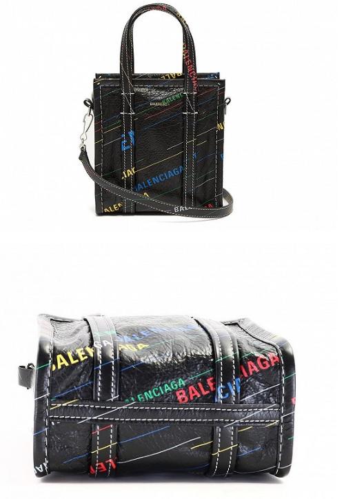 Balenciaga推出新款Bazar手袋