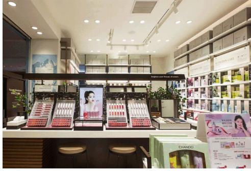 自然堂开出首家新零售概念店!