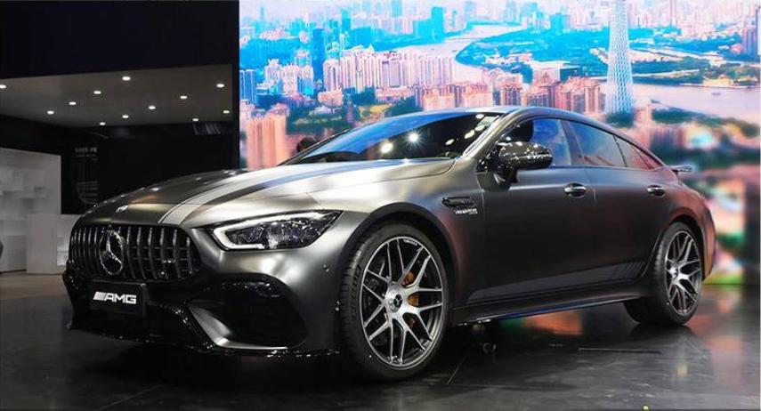 梅赛德斯-奔驰AMG GT 四门跑车将开启预售!