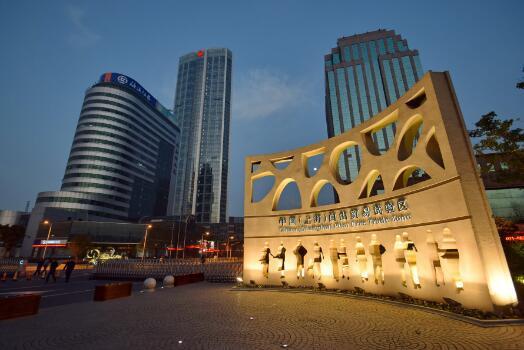 上海自贸区二期艺术品仓库年将启用