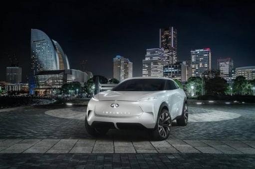 英菲尼迪推出全新概念电动车QX Inspiration亮相底特律车展