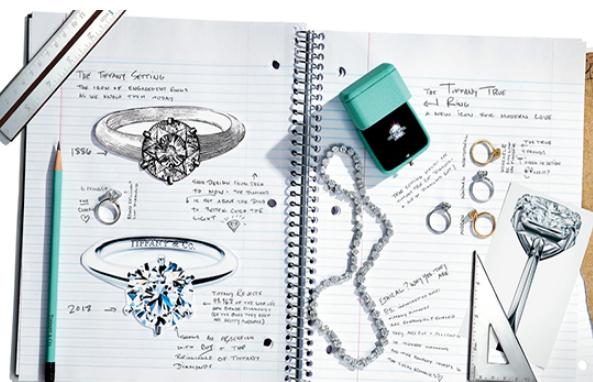 全新Tiffany True系列订婚钻戒耀世发布