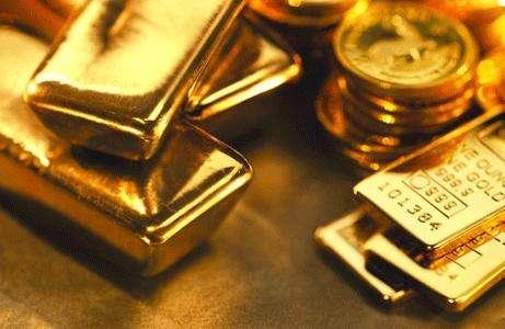 上涨受阻 黄金T+D周一夜盘下跌