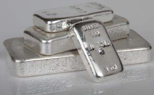 白银价格盛极而衰 短期恐难振作?