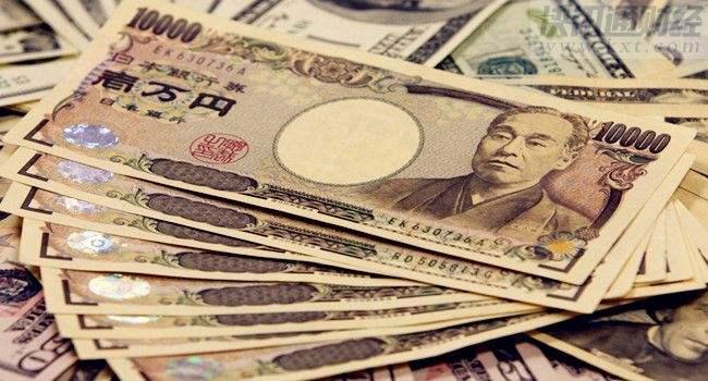 避险货币日元兑美元汇率暴涨