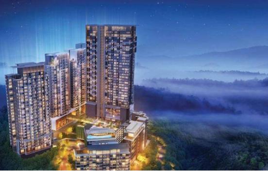 马来西亚云顶高原玖霄明阁凯莱公寓正式开业