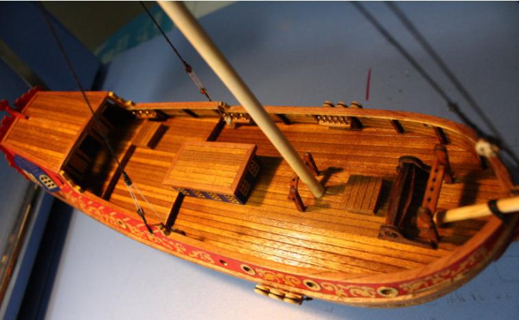骏燊游艇公司出口全木质游艇