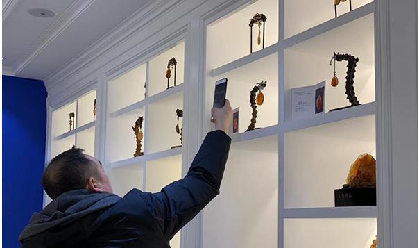北红玛瑙文化艺术体验馆在哈尔滨市开业