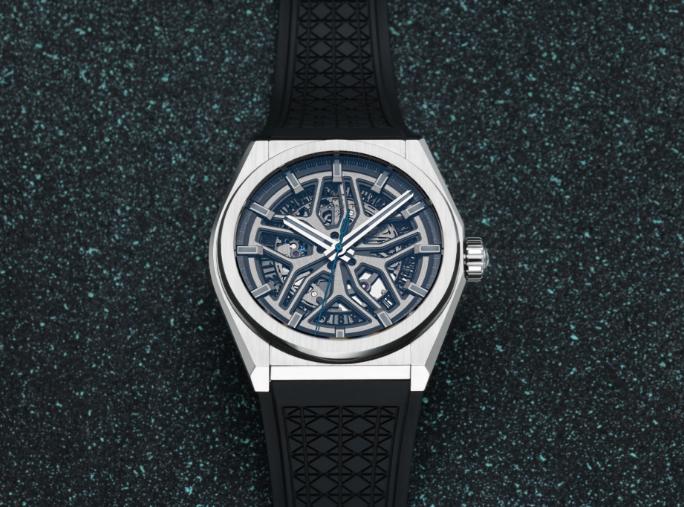 真力时 (Zenith) 与路虎联合重磅推出特别版腕表