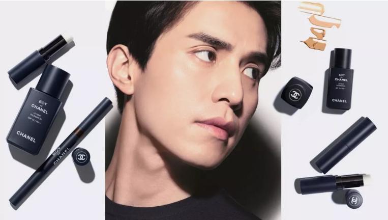 2018年男士彩妆新品销售增幅高达279%