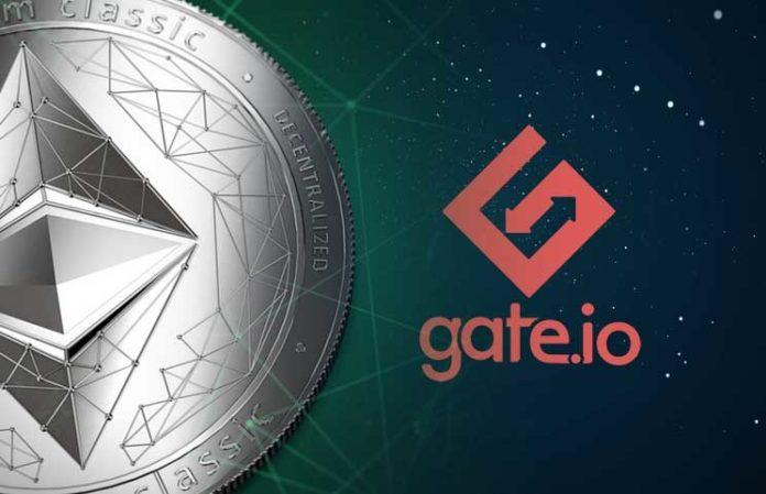 加密货币交易所Gate.io确认因ETC51%损失20万美元
