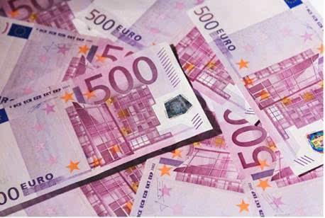 欧元区内公布的多项经济数据差于预期