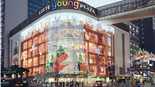 韩国乐天免税店2018年单店销售额打破世界纪录 中国代购是主要贡献者