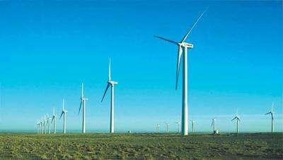 玉门市新能源电力企业累计发电45.5亿千瓦时