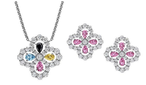 海瑞温斯顿推出 Diamond Loop 系列新品